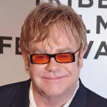 Elton John - Sober Celebrity
