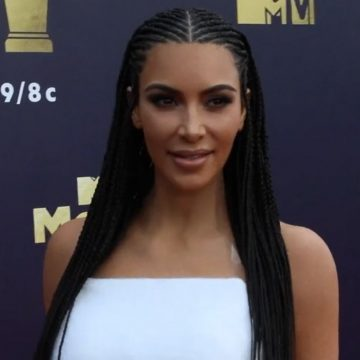 Kim Kardashian - Sober Celebrity